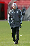 20 November 2010:  Gary Smith, Head Coach of the Colorado Rapids.  Colorado Rapids held a practice at BMO Field, Toronto, Ontario, Canada as part of their preparations for MLS Cup 2010, Major League Soccer's championship game.