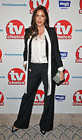 Lisa Snowdon at the TV Choice Awards 2018, The Dorchester Hotel, Park Lane, London, England, UK, on Monday 10 September 2018.<br /> CAP/CAN<br /> &copy;CAN/Capital Pictures