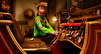 Arthur Christmas (2011)<br /> Arthur (voiced by James McAvoy)<br /> *Filmstill - Editorial Use Only*<br /> CAP/KFS<br /> Image supplied by Capital Pictures