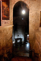 Gerusalemme / Israele.Interno della Basilica del Santo Sepolcro.Foto Livio Senigalliesi..Jerusalem / Israel.Church of the Holy Sepulchre.Photo Livio Senigalliesi