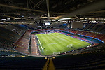 A view of National Stadium of Wales during the training session ahead the UEFA Champions League Final between Real Madrid and Juventus at the National Stadium of Wales, Cardiff, Wales on 2 June 2017. Photo by Giuseppe Maffia.<br /> Giuseppe Maffia/UK Sports Pics Ltd/Alterphotos