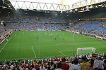 04 July 2006: A wide shot of the stadium at the start of the game. Italy defeated Germany 2-0 in overtime at Signal Iduna Park, better known as Westfalenstadion, in Dortmund, Germany in match 61, the first semifinal game, in the 2006 FIFA World Cup.