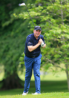 Garry Houston (Carden Park Golf) on the 2nd tee during Round 1 of the Titleist &amp; Footjoy PGA Professional Championship at Luttrellstown Castle Golf &amp; Country Club on Tuesday 13th June 2017.<br /> Photo: Golffile / Thos Caffrey.<br /> <br /> All photo usage must carry mandatory copyright credit     (&copy; Golffile | Thos Caffrey)