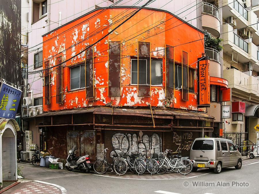 Frontier in Ota, Japan 2014.