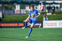 Boston, MA - Sunday May 07, 2017: Julie King during a regular season National Women's Soccer League (NWSL) match between the Boston Breakers and the North Carolina Courage at Jordan Field.