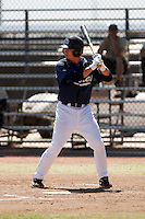 Drew Cumberland   - San Diego Padres - 2009 spring training.Photo by:  Bill Mitchell/Four Seam Images