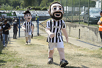 Villar Perosa (To) 17-08-2017 friendly Match Juventus A - Juventus B / foto Daniele Buffa/Image Sport/Insidefoto<br /> nella foto: mascotte Gonzalo Higuain . Puppet