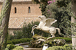 Pegasus, Tivoli Gardens, Italy