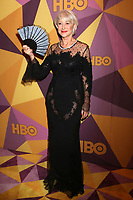 LOS ANGELES - JAN 7:  Helen Mirren at the HBO Post Golden Globe Party 2018 at Beverly Hilton Hotel on January 7, 2018 in Beverly Hills, CA