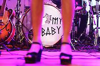 20140928 - Utrecht - Foto: Ramon Mangold - NFF Nederlands Film Festival 2014 - Songs at the movie. (De schoenen van) frontvrouw Cato van Dijck van de soul-funk-gospel-en-blues-band My Baby.
