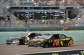 #78: Martin Truex Jr., Furniture Row Racing, Toyota Camry Bass Pro Shops/5-hour ENERGY and #10: Aric Almirola, Stewart-Haas Racing, Ford Fusion Smithfield