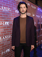 """LOS ANGELES - FEBRUARY 19: Hale Appleman arrives at the red carpet event for FX's """"Atlanta Robbin' Season"""" at the Ace Theatre on February 19, 2018 in Los Angeles, California.(Photo by Frank Micelotta/FX/PictureGroup)"""