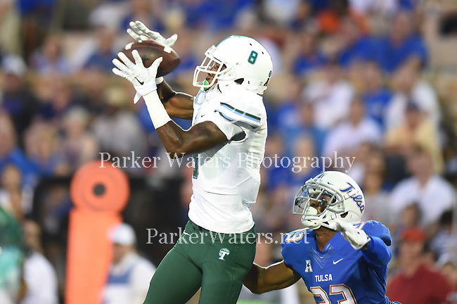 Tulane falls in double ot to Tulsa in their season opener.
