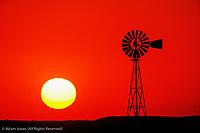 Sunset, Masai Mara Game Reserve, Kenya, Africa
