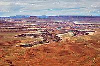 Green River Overlook, Canyonlands National Park, Utah