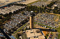 Aerial photo of Charlotte Douglas International Airport, taken October 2008.