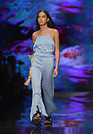 MIAMI, FL - JUNE 02: A Model walks the runway during the Miami Fashion Week Jaqueline Then Fashion Show at Ice Palace Film Studios on June 02, 2019 in Miami, Florida. ( Photo by Johnny Louis / jlnphotography.com )