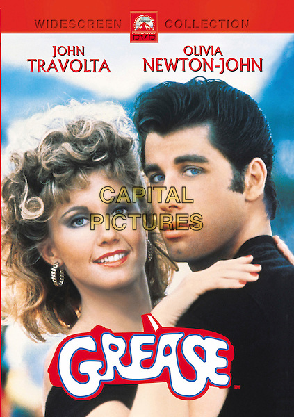 POSTER ART.in Grease.*Editorial Use Only*.Ref: FB.www.capitalpictures.com.sales@capitalpictures.com.Supplied by Capital Pictures.