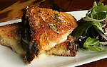 The Gravitas Grilled Cheese Sandwich is a featured dish at Gravitas restaruant at 807 Taft. Their version uses sourdough bread with Gruyere cheese. (Saturday, Sept. 1, 2007, in Houston. ( Steve Campbell / Chronicle)