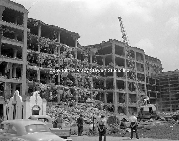 General electric building demolition 1950 the brady - General electric india corporate office ...
