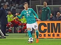 Leon Goretzka (Deutschland, Germany) - 27.03.2018: Deutschland vs. Brasilien, Olympiastadion Berlin