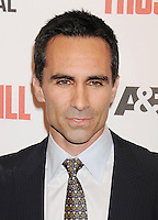 WWW.BLUESTAR-IMAGES.COM   Actor Nestor Carbonell arrives at the premiere party for A&E's Season 2 of 'Bates Motel' and the series premiere of 'Those Who Kill' at Warwick on February 26, 2014 in Los Angeles, California.<br /> Photo: BlueStar Images/OIC jbm1005  +44 (0)208 445 8588