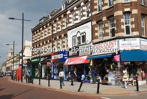 Northcote Road Clapham London Borough of Wandsworth. SW11