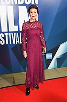 Helen McRory<br /> arriving for the 2017 London Film Festival Awards at Banqueting House, London<br /> <br /> <br /> ©Ash Knotek  D3336  14/10/2017
