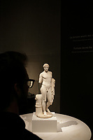 Pompei exhibit at Montreal Museum of Fine Arts.<br /> <br /> Photo : Pierre Roussel - Agence Quebec Presse<br /> <br /> <br /> <br /> <br /> <br /> <br /> <br /> <br /> <br /> <br /> <br /> .