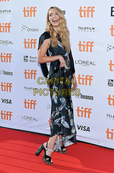 12 September 2016 - Toronto, Ontario Canada - Jessica Rothe. &quot;La La Land&quot; Premiere during the 2016 Toronto International Film Festival held at Princess of Wales Theatre. <br /> CAP/ADM/BPC<br /> &copy;BPC/ADM/Capital Pictures
