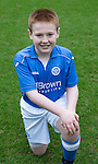 St Johnstone Academy U12's<br /> Ben Ramage<br /> Picture by Graeme Hart.<br /> Copyright Perthshire Picture Agency<br /> Tel: 01738 623350  Mobile: 07990 594431
