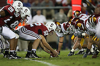 4 November 2006: Brent Newhouse during Stanford's 42-0 loss to USC at Stanford Stadium in Stanford, CA.