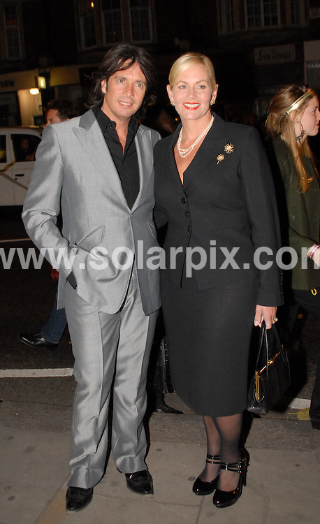**ALL ROUND PICTURES FROM SOLARPIX.COM**.**WORLDWIDE SYNDICATION RIGHTS**.Cast and crew were at Chelsea's Bluebird Restaurant for the pre-premiere party of the new film version of Evelyn Waugh's 'Brideshead Revisited', London, UK. 29th September 2008..This pic: Lawrence Llewelyn Bowen..JOB REF: 7487 BTT     DATE: 29_09_2008.**MUST CREDIT SOLARPIX.COM OR DOUBLE FEE WILL BE CHARGED* *UNDER NO CIRCUMSTANCES IS THIS IMAGE TO BE REPRODUCED FOR ANY ONLINE EDITION WITHOUT PRIOR PERMISSION*