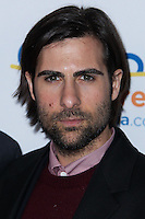 "BURBANK, CA - DECEMBER 09: Jason Schwartzman arriving at the U.S. Premiere Of Disney's ""Saving Mr. Banks"" held at Walt Disney Studios on December 9, 2013 in Burbank, California. (Photo by Xavier Collin/Celebrity Monitor)"