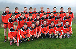 The  Pobal Scoil Chorcha Dhuibhne squad that will play   in the  Munster Colleges Corn Uí Mhuiri Final  on Sunday.    Picture: Eamonn Keogh (MacMonagle, Killarney)