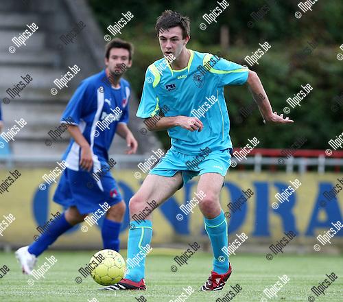 2008-07-16 / Voetbal / seizoen 2008 - 2009 / KFCO Wilrijk / Reggy Pycke..Foto: Maarten Straetemans (SMB)