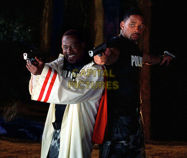 WILL SMITH & MARTIN LAWRENCE .in Bad Boys II.Filmstill - Editorial Use Only.Ref: FB.sales@capitalpictures.com.www.capitalpictures.com.Supplied by Capital Pictures.