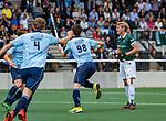 AMSTELVEEN -  Tijmen Zwiersta scoort voor Laren. finale Laren JA1- HC Rotterdam JA1. Laren wint de titel Jongens A . finales A en B jeugd  Nederlands Kampioenschap.  COPYRIGHT KOEN SUYK