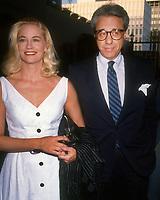 Cybil Shephard, Peter Bogdonavitch,1992, Photo By Michael Ferguson/PHOTOlink