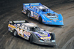 Oct 1, 2010; 8:01:47 PM; Knoxville, IA., USA; The 7th Annual running of the Lucas Oil Late Model Knoxville Nationals at the Knoxville Raceway.  Mandatory Credit: (thesportswire.net)