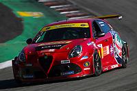 #3 KMW Motorsports with TMR Engineering Alfa Romeo Giulietta TCR, TCR: Alexandre Papadopulos, Ryan Nash