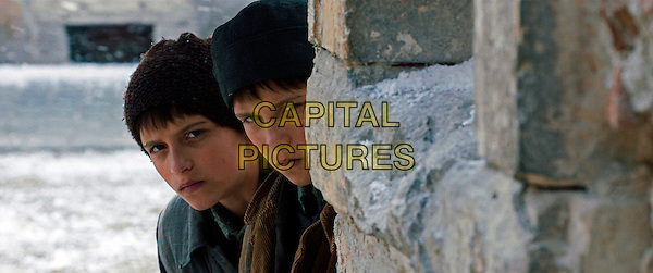 Laszlo Gyemant, Andras Gyemant<br /> in The Notebook (2013) <br /> (A nagy fuzet)<br /> *Filmstill - Editorial Use Only*<br /> CAP/FB<br /> Image supplied by Capital Pictures