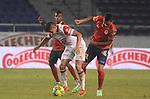 Barranquilla- Uniautónoma venció 1 gol por 0 a Independiente Santa Fe en el partido correspondiente a la fecha 16 del Torneo Clausura 2014, desarrollado en el estadio Metropolitano Roberto Meléndez el 25 de octubre.