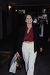 Mary Tyler Moore  in<br /> 1980, New York City.