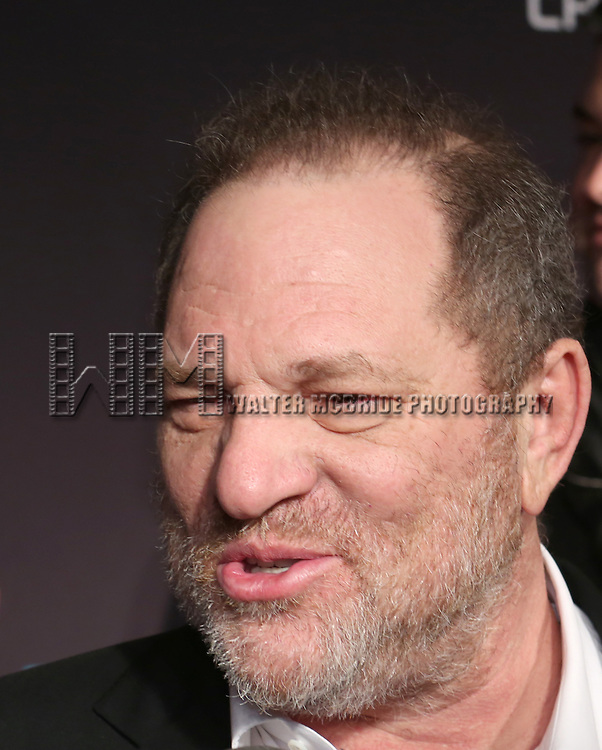 Harvey Weinstein attends the Opening Night performance of 'New York Spring Spectacular' at Radio City Music Hall on March 26, 2015 in New York City.