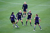 Los Angeles Sol. The LA Sol defeated Sky Blue FC 1-0 at Home Depot Center stadium in Carson, California on Friday May 15, 2009.   .