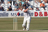 Tom Westley in batting action for Essex during Essex CCC vs Somerset CCC, Specsavers County Championship Division 1 Cricket at The Cloudfm County Ground on 25th June 2018