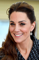 Duchess of Cambridge Visits National Portrait Gallery Workshop