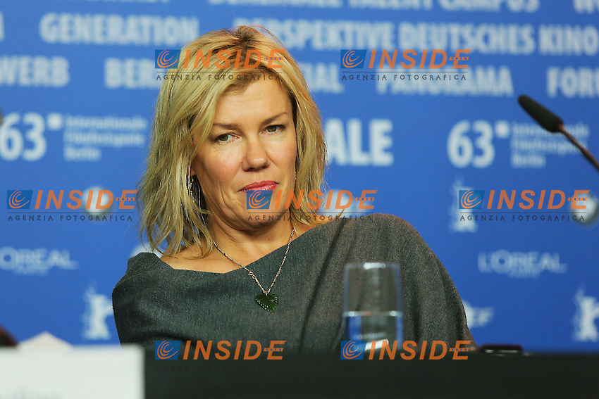 Robyn  Malcom. Berlin 11/02/2013. 63th Berlinale 'Top Of The Lake' press conference. foto Mark Cape/Insidefoto