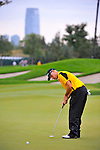 28 August 2009: Ben Crane during the second round of The Barclays PGA Playoffs at Liberty National Golf Course in Jersey City, New Jersey.